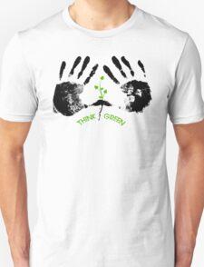 Think Green Unisex T-Shirt