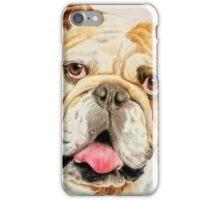 Bulldog  iPhone Case/Skin