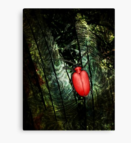 Into the Maelstrom Canvas Print