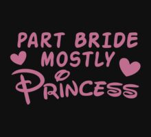 Part Bride mostly PRINCESS by jazzydevil