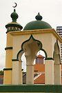 Abdul Gaffoor Mosque 1 by Werner Padarin