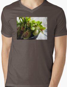 Venus Flytrap #2 Mens V-Neck T-Shirt