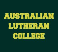 USTRALIAN, LUTHERAN, COLLEGE by philbeck