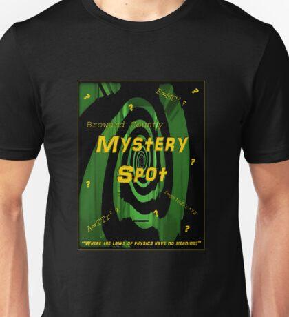 The Mystery Spot - new Supernatural design! Unisex T-Shirt