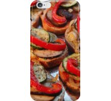 Finger Food V iPhone Case/Skin