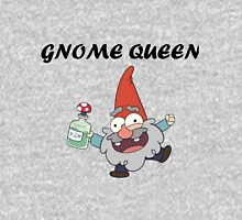 The all-powerful Gnome Queen Unisex T-Shirt