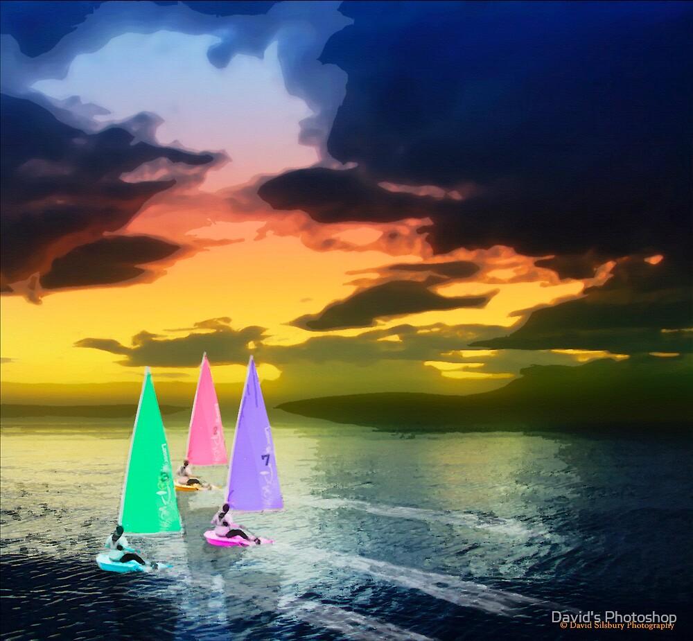 Sunset by David's Photoshop