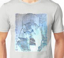Ramses in horus blue light  Unisex T-Shirt
