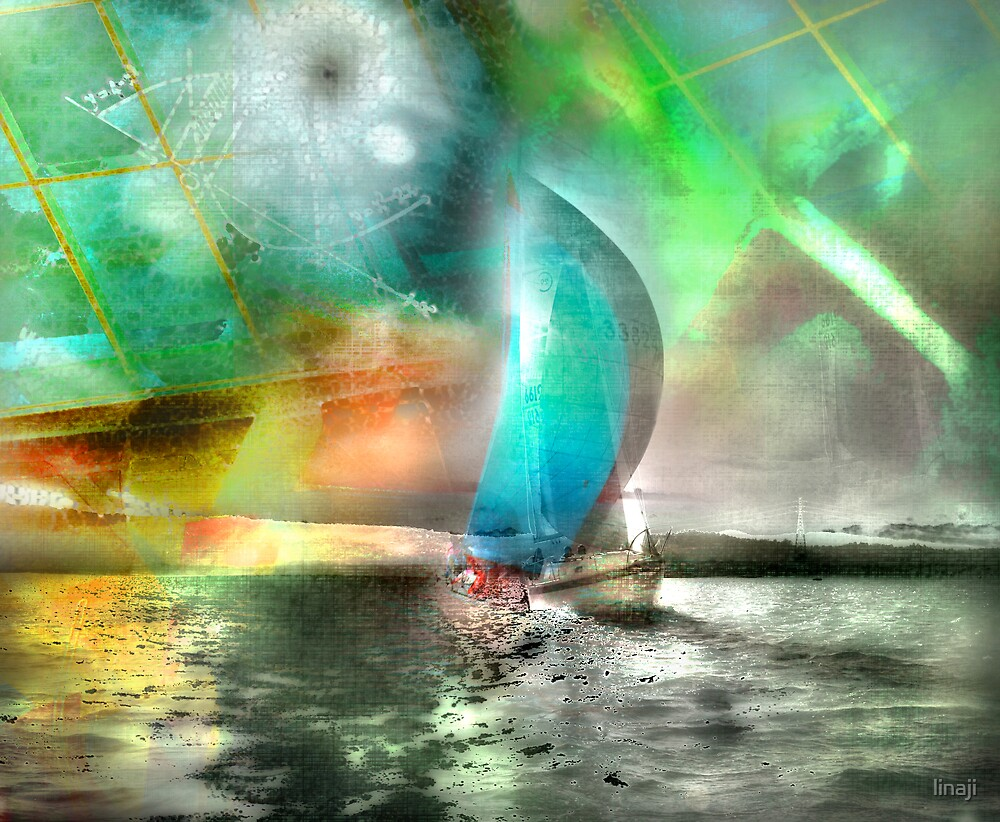 Sailing Through Concepts by linaji