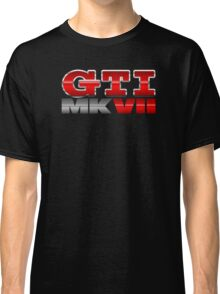 VW GTI MK7 Icon Classic T-Shirt