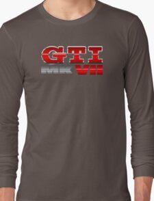 VW GTI MK7 Icon Long Sleeve T-Shirt