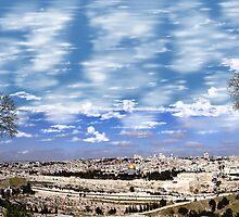 1323-Jerusalem of Gold by George W Banks