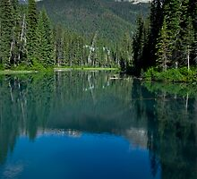 Emerald Lake, BC by Kellym35ca