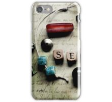 Look. iPhone Case/Skin