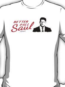 Saul 'Canelo' Alvarez - Better Call Saul (Alvarez) T-Shirt