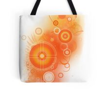 Colour Burn Tote Bag