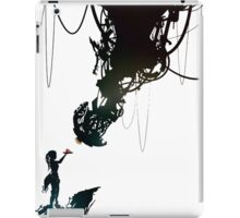 portal do you want a piece of cake ? iPad Case/Skin