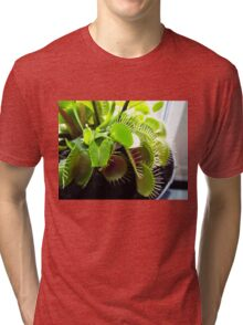 Venus Flytrap Tri-blend T-Shirt