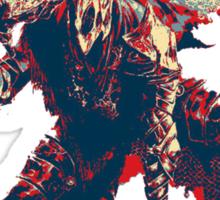 Artorias Abysswalker Sticker