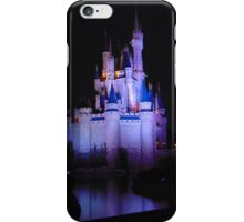 Cinderellas Castle- Magic Kingdom iPhone Case/Skin
