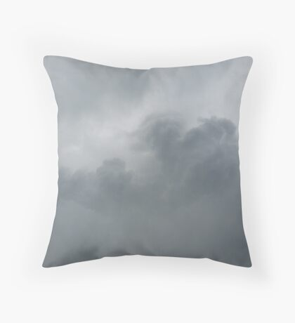 October Octaves Throw Pillow