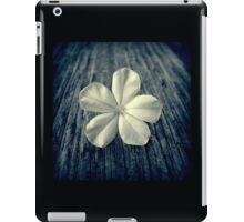 Message to the Future iPad Case/Skin