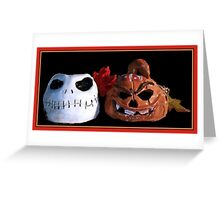 HAPPY HOLLOWEEN Greeting Card