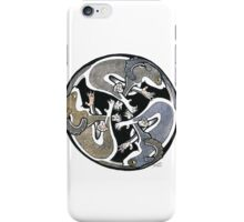 Celtic brush tailed Possums. iPhone Case/Skin