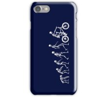 Evolution BMX iPhone Case/Skin