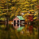 The Boat House-Lake Paradox by BigD