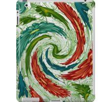 Floral Fandango iPad Case/Skin