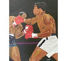 Muhammed Ali Photographic Print
