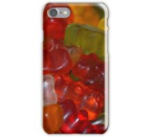 Yummy Gummy - Jelly Babies iPhone Case/Skin