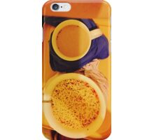 Lunch. iPhone Case/Skin