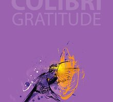 Ho'oponopono Gratitude Colibri by McAllister