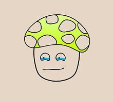 Sad Mushroom (transparent) Unisex T-Shirt