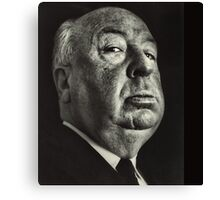 Alfred Canvas Print