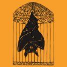 Bat in a Cage by Octavio Velazquez