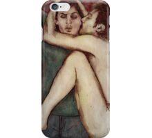 john lennon and paul mccartney- imagine  iPhone Case/Skin