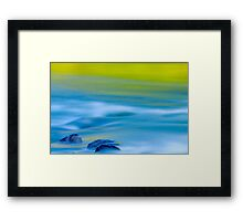 Spring Light Framed Print
