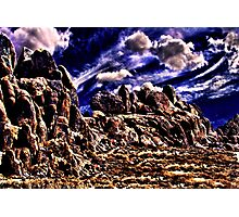 Over The Hill Fine Art Print Photographic Print