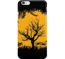 Tree Clearing iPhone Case/Skin