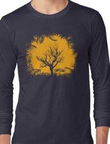 Tree Clearing Long Sleeve T-Shirt