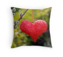 Love beyond Death Throw Pillow