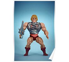 He-Man (battle damage) Poster