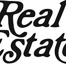 Real Estate Logo by arkaffect