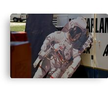 All Astronauts Need Some S-S-S-Space Canvas Print