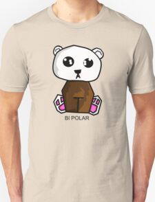 BI-POLAR! Unisex T-Shirt