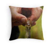 West Slope Cut-Throat Throw Pillow