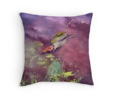 Falls mirror Throw Pillow